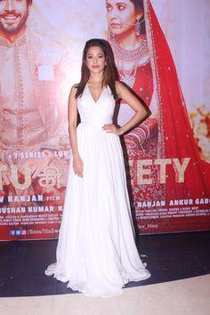 Nushrat Bharucha and many others were present at the success bash of the film Sonu Ke Titu Ki Sweety.