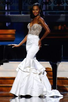 Top 10 Pageant Evening Gowns of 2014   http://thepageantplanet.com/top-10-pageant-evening-gowns-of-2014/