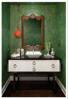 The Green Room by Jeanine Hays on @HGTV.