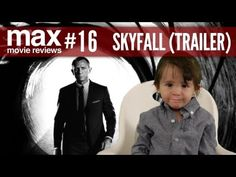 @WatchMaximus is pumped for #Skyfall ! Check out his Trailer Review (007 James Bond)