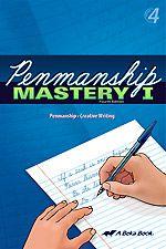 Abeka Penmanship Mastery I