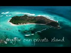 Necker Island private dream island in the Caribbean owned by Sir Richard Branson - For Luxury Privacy