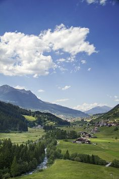 Tinizong, Canton of Graubunden, Switzerland