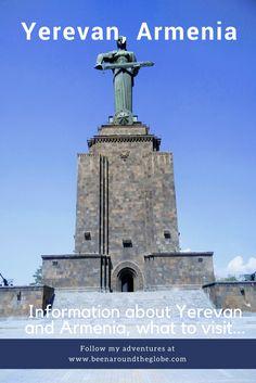 Yerevan, Armenia, Caucasus, what to do, black travel movement