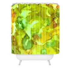 Rosie Brown The Pond Shower Curtain | DENY Designs Home Accessories  #art #abstract #homedecor #nature #pond #denydesigns #shower #curtain #bathroom