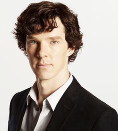 The slightly scary but very compelling Benedict Cumberbatch