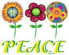 Hippie Peace, Happy Hippie, Hippie Love, Hippie Art, Hippie Style, Hippie Wallpaper, Flower Wallpaper, Peace Love Happiness, Peace And Love