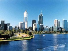 Perth, Western Australia...Some day (hopefully soon) I will get to Australia and visit with my new friend, inspiration, motivator ...Melissa Paterson!