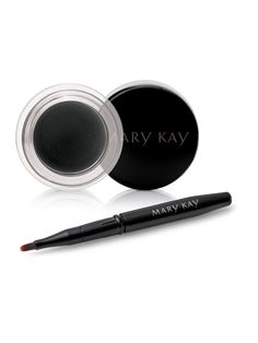 Mary Kay® Gel Eyeliner With Expandable Brush Applicator. I have not used eyeliner for a year. Love this MK gel liner. Gel Eyeliner, Black Eyeliner, Cremas Mary Kay, Imagenes Mary Kay, Selling Mary Kay, Mary Kay Ash, Mary Kay Cosmetics, Lip Lacquer, Beauty Consultant