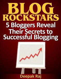 BLOG ROCKSTARS – 5 Bloggers Reveal Their Secrets to Successful Blogging