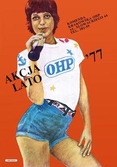 Piotr Kunce, Action Summer '77 - Voluntary Labour, 1977