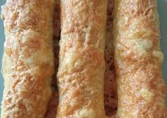 Gluténmentes, kukoricalisztes sajtos stangli | Ágnes Cserepes receptje- Cookpad receptek Gluten Free Recipes, Free Food, Paleo, Bread, Meals, Vegetables, Meal, Vegetable Recipes, Food
