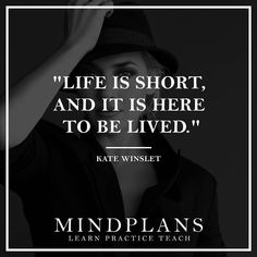 """Life is short and it is here to be lived."" -Rate Winslet --- #wisdom #fail #success #lifequote #quote #successquote #motivation #successful #successfulday #successfulnight #successstory #successdriven #successo #lifeisgreat #lifeisgreat #amazing #awesome #selfmade #top5 #nextlevel #startup #entrepreneur #entrepreneurlife #startwithwhy"