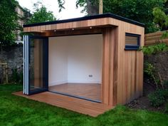 Garden Room Bi Fold Doors