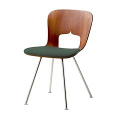 Shell Chair, Tendo. Sori Yanagi. シェル・チェア, 柳宗理.