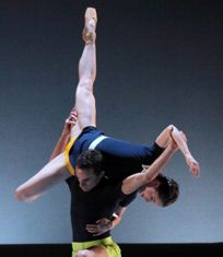 Royal New Zealand Ballet. NZ