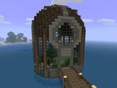 Minecraft biome dome