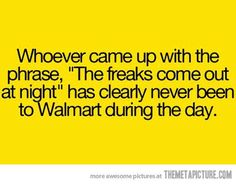 another great walmart joke!