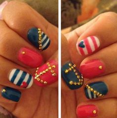 Coast guard nails