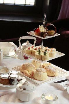 Tea, Windsor Arms.