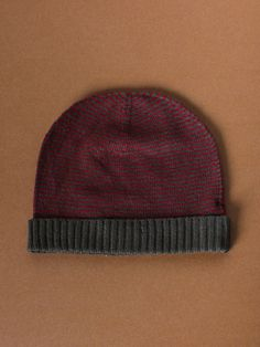 Sophia Costas Cashmere Stripa Hat
