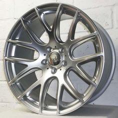 JUDD 935 HS 19 Set of 4 alloy wheels http://www.turrifftyres.co.uk
