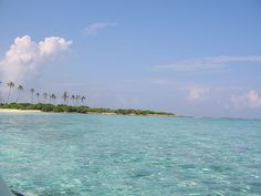 Vilingily island off Minicoy Island - Lakshadweep, India. Photo by MrsFife, via Flickr