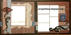 Scrap with Sue: Dakota - Extra September Kit