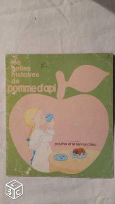 Pauline et le service bleu Pomme d'Api n°26 Livres Eure-et-Loir - leboncoin.fr