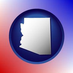 Arizona. An awesome map icon.
