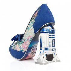 R2-D2 heels ($300)