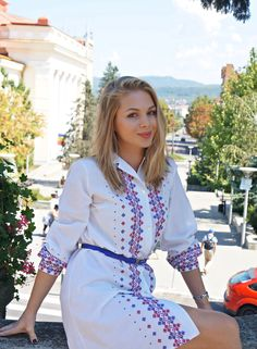 #traditional #rmvalcea #traditionalclothes #fashion #style Traditional Outfits, Wrap Dress, Shirt Dress, My Style, Lady, Heels, Shirts, Dresses, Fashion