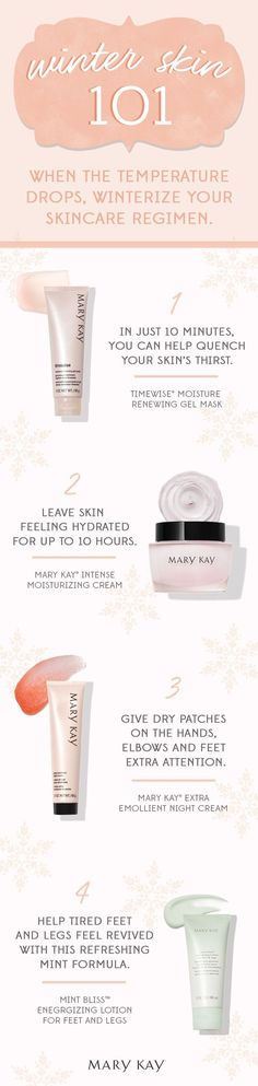 I can't stress this enough--you HAVE TO take extra measures to take care of your skin during the harsh winter months! MK Extra Emollient Night Cream is my favorite product for sure!