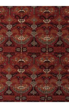Jaipur Rugs Narratives NA12 Velvet Red Rug