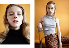 Oyster Fashion: 'Neck' Shot By Helen Erkisson | Fashion Magazine | News. Fashion. Beauty. Music. | oystermag.com