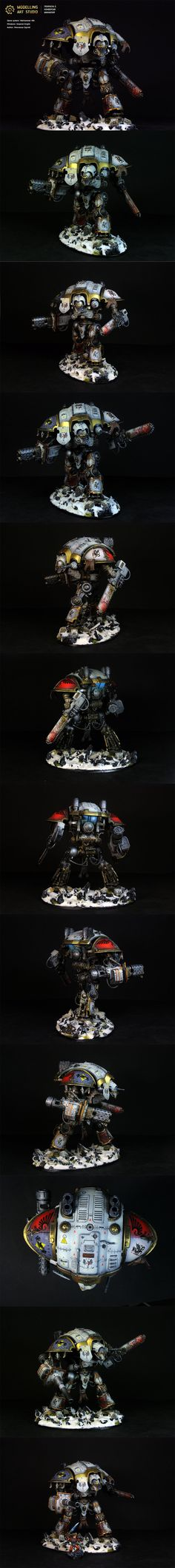 Imperial Knight House Griffith