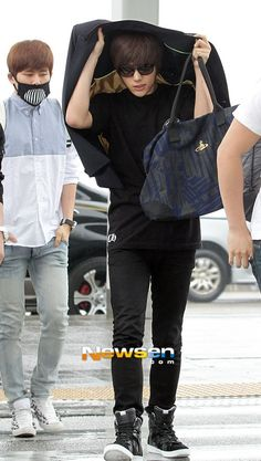 L at Incheon Airport