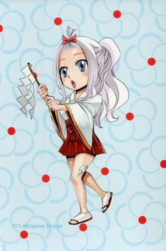 Fairy Tail's Beauty Mirajane <3