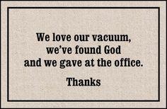 High Cotton We Love Our Vacuum Indoor/Outdoor Doormat, Browns, 100% Olefin High Cotton http://www.amazon.com/dp/B0018ADZU8/ref=cm_sw_r_pi_dp_WhFVub0B1JKSG