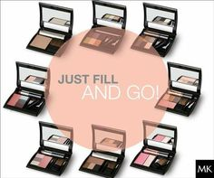 JUST FILL AND GO! ~ Who can say no to these pretty colors? I want them all! #MaryKay Contact me Today! via Link >>> http://expi.co/0JbZM ~ or email @ serranoAG@marykay.com >>> https://www.facebook.com/GailSerranoMaryKay #MaryKay