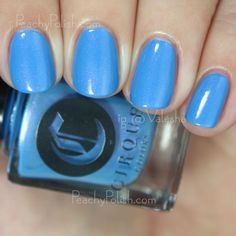 Cirque Colors x Nordstrom Big Sur | Warby Parking Collection | Peachy Polish