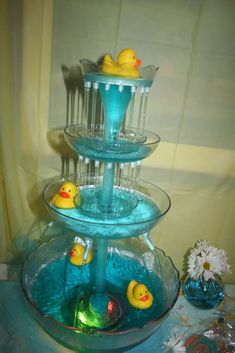 Ducks Baby Shower Party Ideas | Photo 10 of 18 | Catch My Party
