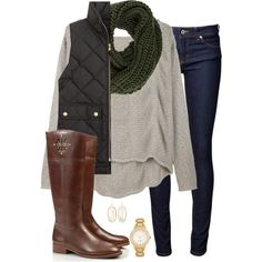 bundled up by tex-prep on Polyvore featuring Helmut Lang, J.Crew, Naked & Famous, Tory Burch, Kate Spade, Kendra Scott and even&odd