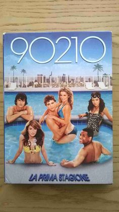 90210 Stagione 1 in DVD