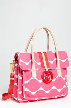 Juicy Couture 'Crazy for Couture - Maeve' Canvas Satchel