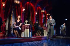 Review: 'She Loves Me' Is a Daydream of the Ordinary - The New York Times It is such an amazing show! I hope everyone has a chance to see it before the end of its limited arrangement.