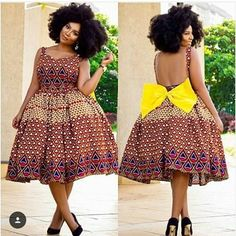11 Unique Ankara Styles for Beautiful LadiesLatest Ankara Styles and Aso Ebi Styles 2020 African Print Dresses, African Fashion Dresses, African Dress, African Prints, Fashion Outfits, African Attire, African Wear, African Women, African Print Fashion