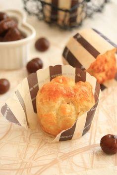 「簡単!!濃厚マロンパイ」きゃらめるみるく | お菓子・パンのレシピや作り方【corecle*コレクル】