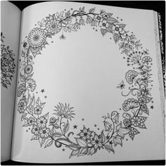 Secret Garden By Johanna Basford Published Laurence King