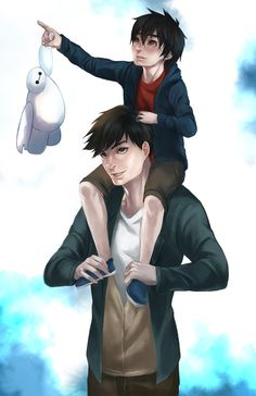 Find images and videos about disney and big hero 6 on We Heart It - the app to get lost in what you love. Disney Movie Trivia, Best Disney Movies, Disney Films, Disney And Dreamworks, Disney Cartoons, Disney Stuff, Disney Characters, Tadashi Hamada, Hiro Hamada